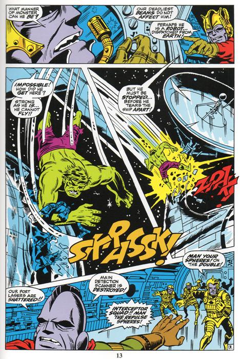 Incredible Hulk 111 pg 13