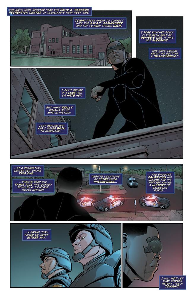 Black Lightning Cold Dead Hands 3 pg 17