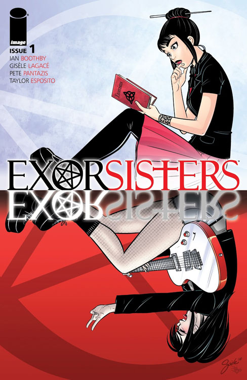 Exorsisters 1 cover
